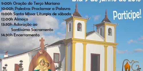 2ª Peregrinação da Campanha da Mãe Peregrina ao Santuário Nossa Senhora da Piedade