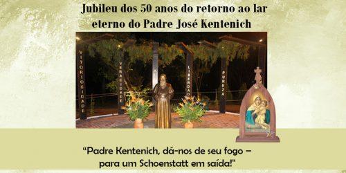 Jubileu dos 50 anos do retorno ao lar eterno do Pe. Kentenich