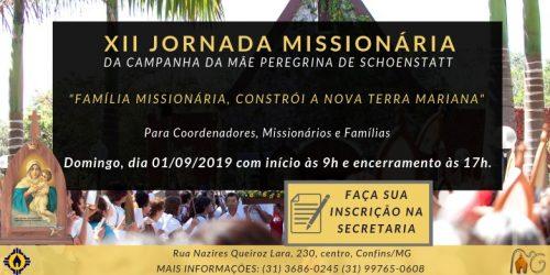 XII Jornada Missionária